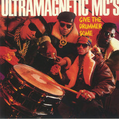 Ultramagnetic MCs - Give The Drummer Some 7-Inch