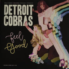 Detroit Cobras - Feel Good 7-Inch