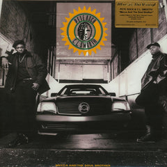 Pete Rock & CL Smooth - Mecca And The Soul Brother 2LP (Limited Edition Silver Vinyl)