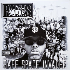 Paris - Safe Space Invader LP