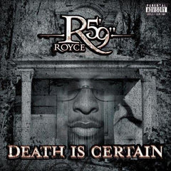 "Royce Da 5'9"" - Death Is Certain 2LP"