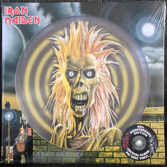 Iron Maiden - Iron Maiden LP (40th Anniversary Picture Disc)