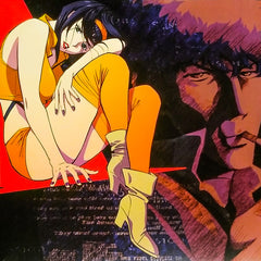 The Seatbelts ‎– Cowboy Bebop (Original Series Soundtrack) LP (Purple/Red Vinyl Marble)