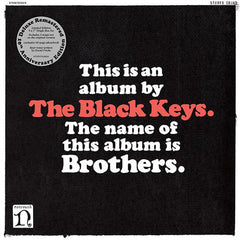 The Black Keys - Brothers 2LP (10th Anniversary Deluxe Edition)