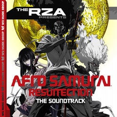 RZA presents - Afro Samurai: Resurrection: The Soundtrack 2LP