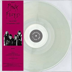 Pink Floyd ‎– Live At BBC (16 September 1970) LP (Clear Vinyl)