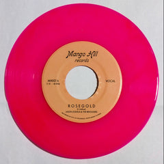 Jason Joshua & The Beholders - Rose Gold 7-Inch (Neon Pink Vinyl)