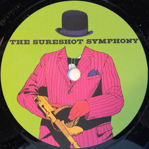 The Surehot Symphony - Fakin Jamaica Forty Five 7-Inch