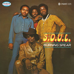 S.O.U.L. - Burning Spear 7-Inch