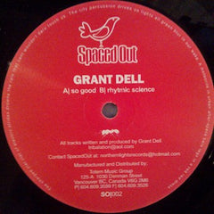 Grant Dell - So Good EP