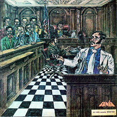 Willie Colon - El Juicio LP
