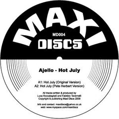 Ajello - Hot July EP