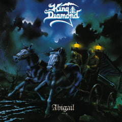 King Diamond - Abigail LP (Cobalt Vinyl)