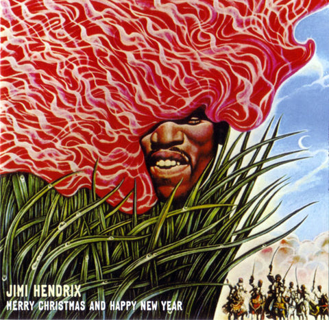 Jimi Hendrix - Merry Christmas And Happy New Year 10-Inch