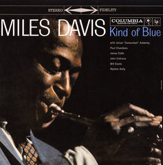 Miles Davis - Kind Of Blue LP (180g Audiophile Vinyl)