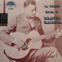 Scrapper Blackwell - The Virtuoso Guitar Of LP