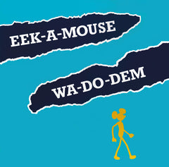 Eek-A-Mouse - Wha-Do-Dem LP