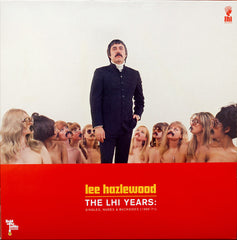 Lee Hazlewood - LHI Years: Singles, Nudes, And Backsides 1968-1971 2LP
