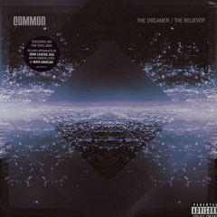 Common - The Dreamer The Believer LP