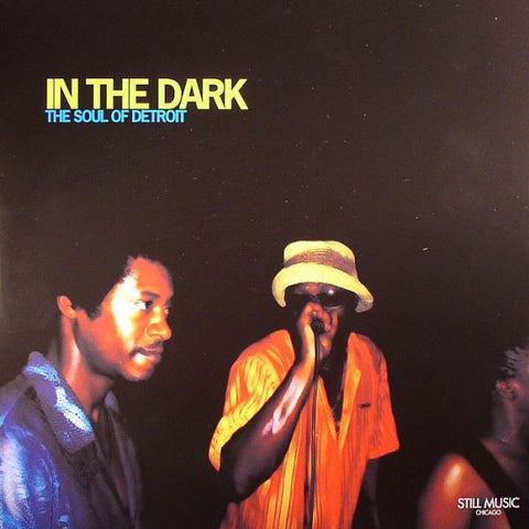 Various - In The Dark: The Soul Of Detroit 2LP