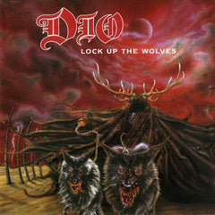 Dio - Lock Up The Wolves LP (Gray Vinyl)