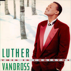 Luther Vandross - This Is Christmas LP