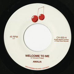 Amalia ‎– Welcome To Me / Bonafide 7-Inch