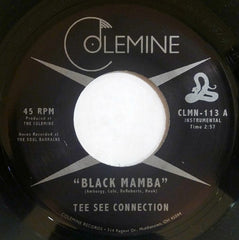Tee See Connection ‎– Black Mamba / Take My Breath Away 7-Inch