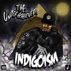 The Underachievers - Indigoism 2LP