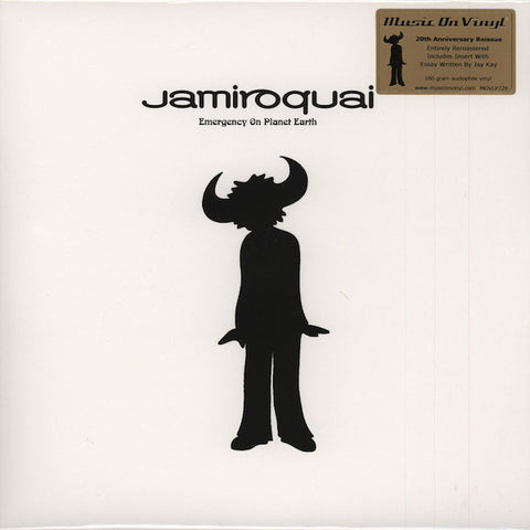 Jamiroquai - Emergency On Planet Earth 2LP (180g)