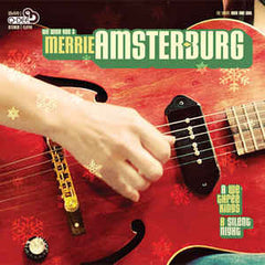 Merrie Amsterberg - We Wish You A Merry Amsterberg 7-Inch