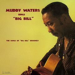 Muddy Waters - Sings Big Bill LP