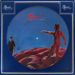 Rush - Hemispheres Picture Disc LP