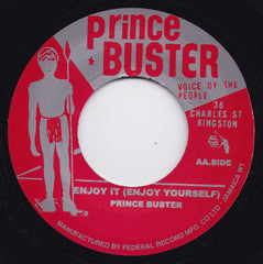 Prince Buster - Linger On / Enjoy Yourself 7-Inch