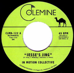 In Motion Collective - Jesse's Jing 7-Inch