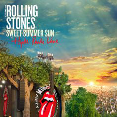 The Rolling Stones ‎– Sweet Summer Sun - Hyde Park Live 3LP + CD