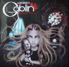 Claudio Simonetti's Goblin - Murder Collection LP + CD (Red Vinyl)