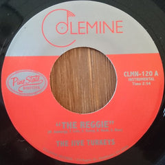 The Jive Turkeys - Reggie 7-Inch