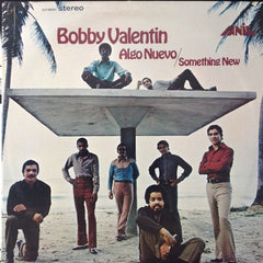 Bobby Valentin - Also Nuevo / Something New LP