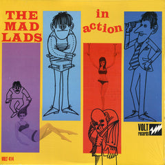 Mad Lads - In Action LP