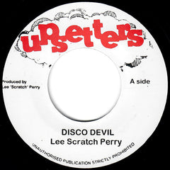 Lee Perry - Disco Devil 7-Inch