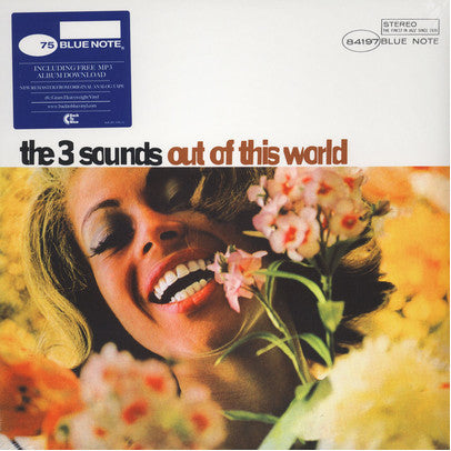 The 3 Sounds - Out Of This World LP