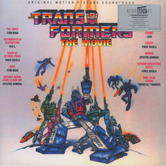 Transformers - The Movie Deluxe Edition Soundtrack LP