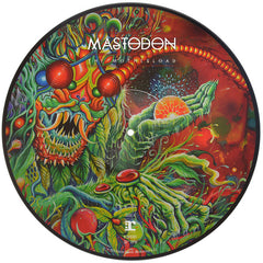 Mastodon - The Motherload / Halloween Picture Disc EP
