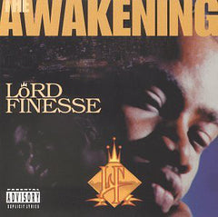Lord Finesse - The Awakening 2LP + 7-Inch (Colored Vinyl 25th Anniversary Edition)