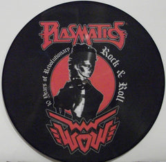 Plasmatics - Brain Dead Picture Disc EP