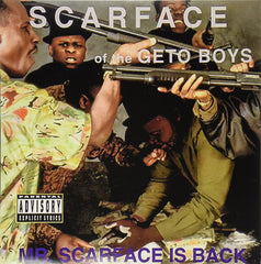Scarface - Mr. Scarface Is Back LP