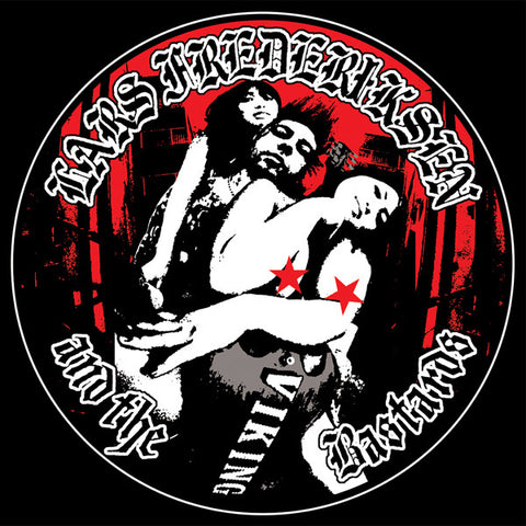 Lars Frederiksen & The Bastards - Viking (re-issue) LP