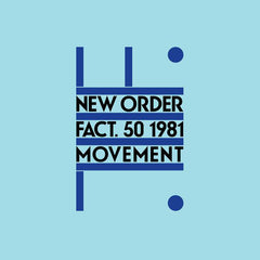 New Order - Movement LP