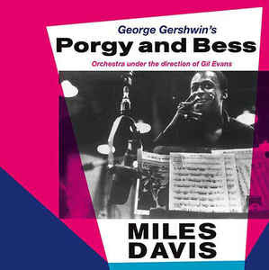 Miles Davis - Porgy And Bess (180g) LP